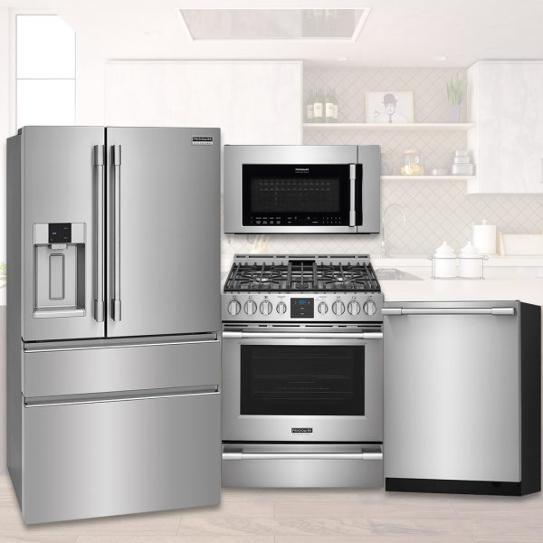 Frigidaire Professional Kitchen Package - Stainless Steel